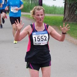 Helsinki Half Marathon - Lundén Tuula (1552)