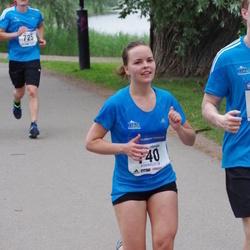 Helsinki Half Marathon - Janni Lapinkangas (740)