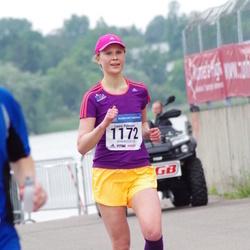 Helsinki Half Marathon - Laura Pylvänen (1172)