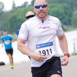 Helsinki Half Marathon - Marko Karppinen (1911)