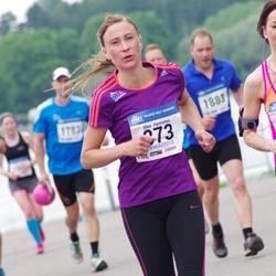 Helsinki Half Marathon - Mari Hynninen (373)