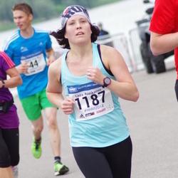 Helsinki Half Marathon - Laura Raatikainen (1187)