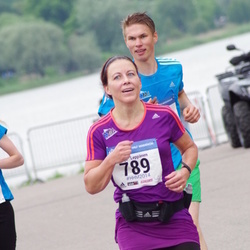 Helsinki Half Marathon - Merja Leppänen (789)