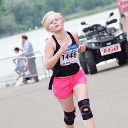 Helsinki Half Marathon - Emmi Liina Maria Suomalainen (1446)