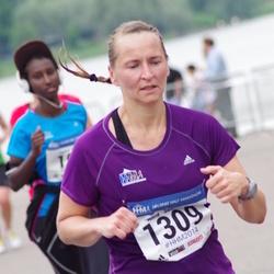 Helsinki Half Marathon - Anna Sallinen (1309)