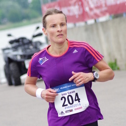 Helsinki Half Marathon - Irma Garam (204)