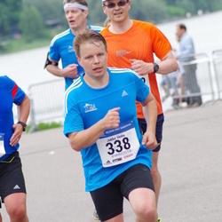 Helsinki Half Marathon - Jukka Holm (338)