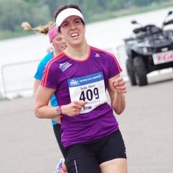Helsinki Half Marathon - Seda Ilksoz (409)
