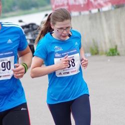 Helsinki Half Marathon - Sirpa Leppänen (788)