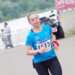 Helsinki Half Marathon - Tiina Vartiainen (1613)