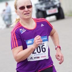 Helsinki Half Marathon - Tarja Gauriloff (206)