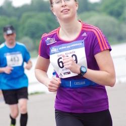 Helsinki Half Marathon - Sonja Koskela (629)