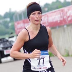 Helsinki Half Marathon - Heidi Anttila (77)
