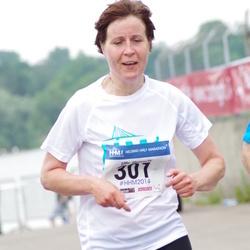 Helsinki Half Marathon - Ulla Hemmilä (301)