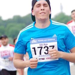 Helsinki Half Marathon - Vili Äijö (1737)