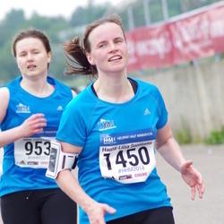Helsinki Half Marathon - Hanna-Liisa Suontama (1450)