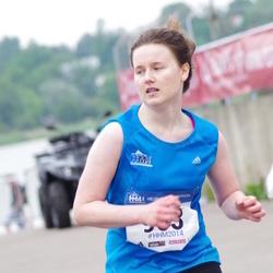 Helsinki Half Marathon - Salla Mönkkönen (953)