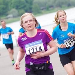 Helsinki Half Marathon - Mirka Reinman (1214)