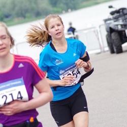 Helsinki Half Marathon - Annika Seppänen (1354)