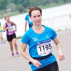 Helsinki Half Marathon - Reija Randen-Brady (1195)