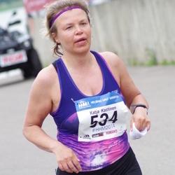 Helsinki Half Marathon - Katja Kastinen (534)
