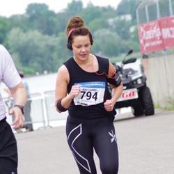 Helsinki Half Marathon - Nina Lindahl (794)
