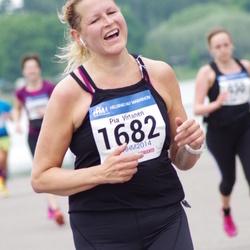 Helsinki Half Marathon - Pia Virtanen (1682)