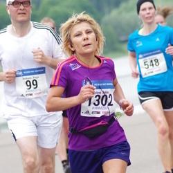 Helsinki Half Marathon - Ozlem Sahin (1302)