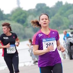 Helsinki Half Marathon - Mirja Färkkilä-Järvinen (201)