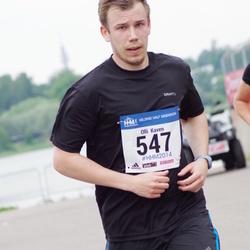 Helsinki Half Marathon - Olli Kaven (547)