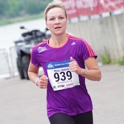 Helsinki Half Marathon - Marja Mäkelä (939)
