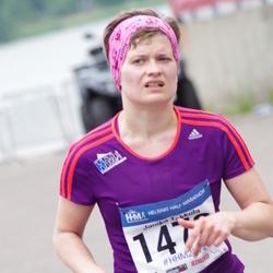 Helsinki Half Marathon - Janika Takkula (1473)