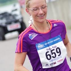 Helsinki Half Marathon - Katja Kujo (659)