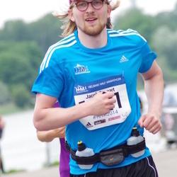 Helsinki Half Marathon - Jacob Stewart (1421)