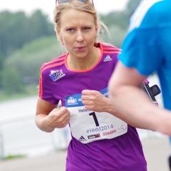 Helsinki Half Marathon - Helena Aalto (1)