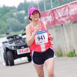 Helsinki Half Marathon - Jaana Mäkelä (941)