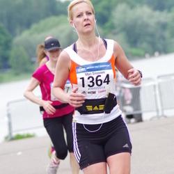 Helsinki Half Marathon - Mari Siivonen (1364)