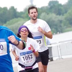 Helsinki Half Marathon - Selen Ozcan (1052)