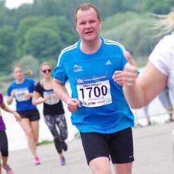 Helsinki Half Marathon - Mika Vottonen (1700)