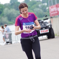 Helsinki Half Marathon - Minna Helenius (289)