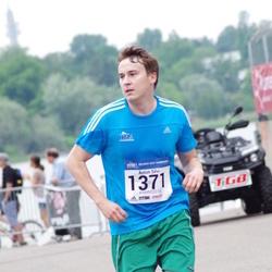Helsinki Half Marathon - Anton Silvi (1371)