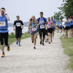 Helsinki Half Marathon - Miika Luoma (818), Felix Rohrbach (1248)