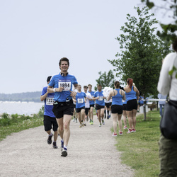 Helsinki Half Marathon - Fredrik Nars (1894)