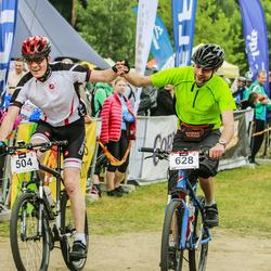 Lietuvos dviračių maratonų taurės II etapas Vilniuje