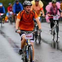Velomarathon 10 km/20 km/30 km - Kasparas Kriaučiūnas (4449)