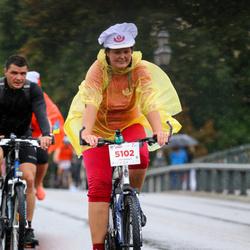 Velomarathon 10 km/20 km/30 km - Jolita Dūdėnaitė (5102)