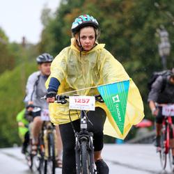 Velomarathon 10 km/20 km/30 km - Laura Novikovienė (1257)