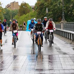Velomarathon 10 km/20 km/30 km - Renata Zybartienė (1352), Anna Gaidukevič (1354), Ricardas Kvedaravicius (4245), Edvinas Kvedaravicius (4246)