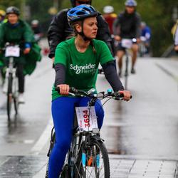 Velomarathon 10 km/20 km/30 km - Vilma Parčiauskaitė (3694)