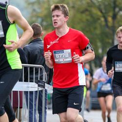 11th Danske Bank Vilnius Marathon - Gediminas Pieviškis (6778)